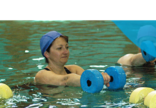 Aquathérapie