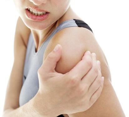 Douleur à l'épaule et syndrome d'accrochage